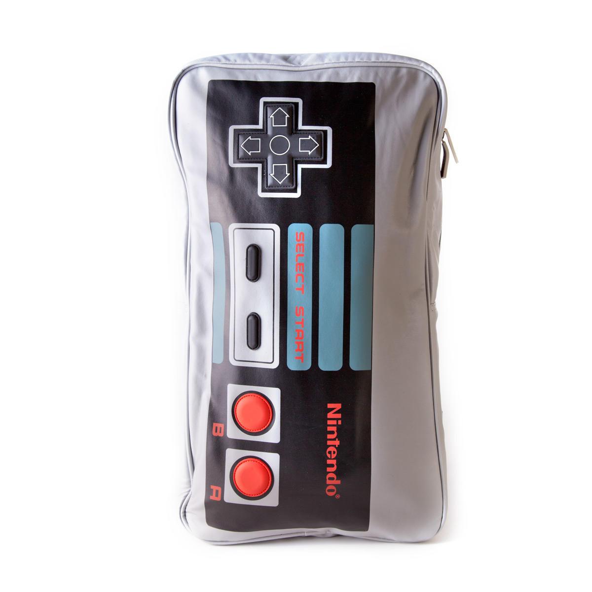 Nintendo Big Controller, Backpack (Grey)