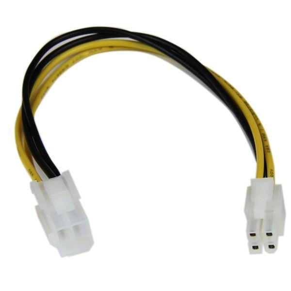 StarTech 12v 4-pins voeding verlengkabel