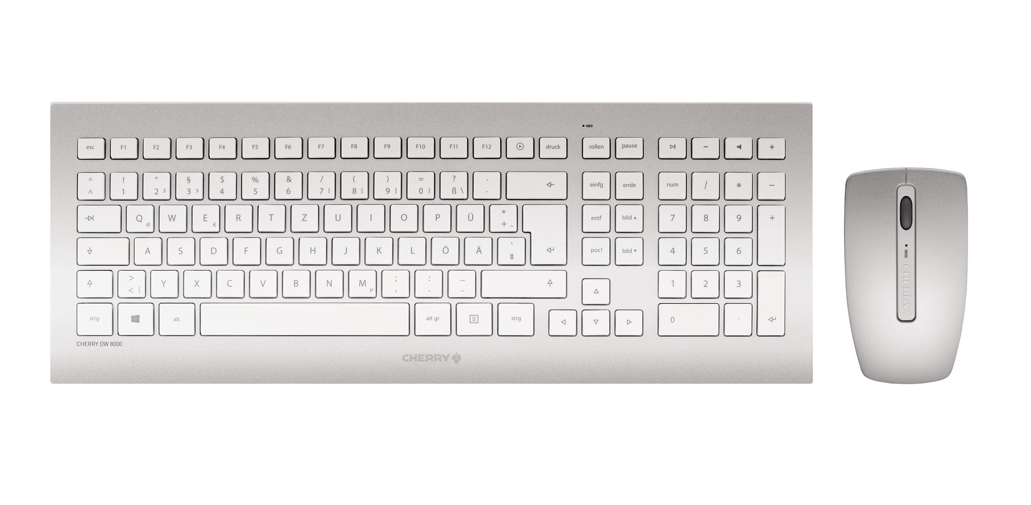 Cherry DW 8000 desktop wit