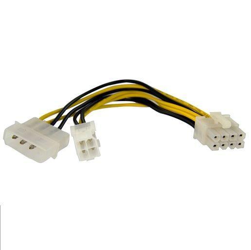 StarTech 4-Pin naar 8-Pin EPS adapter LP4 F/M