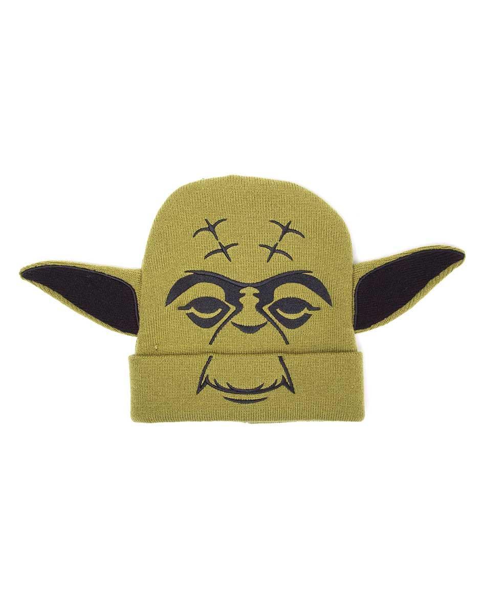 Difuzed Star Wars Yoda beanie