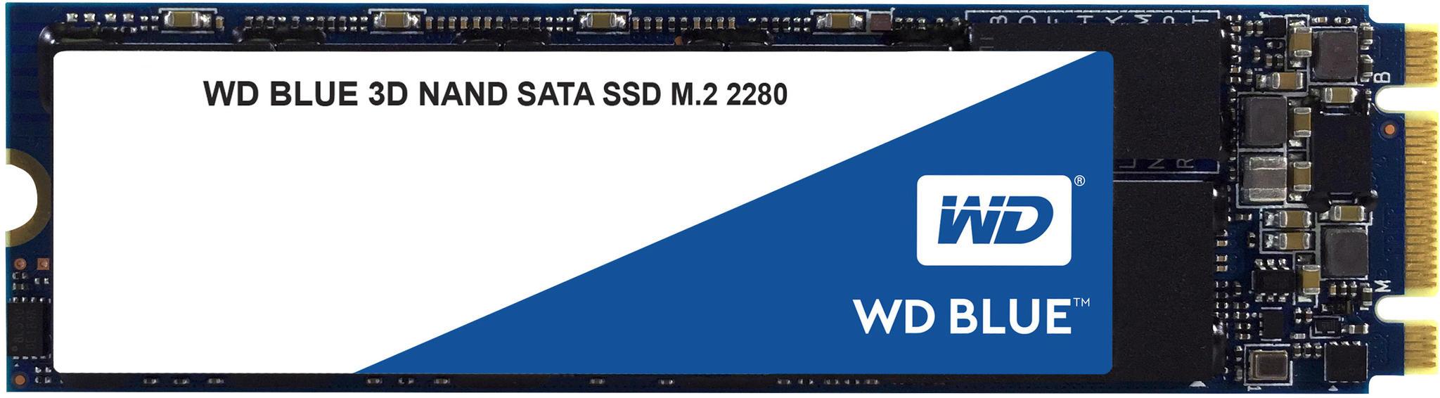 WD Blue 3D Nand 500GB M.2