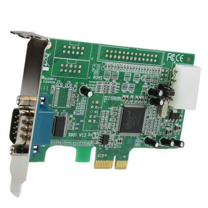 StarTech 1-poort Seriele Native RS232 PCI
