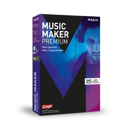 Image of Magix Music Maker 2016 Premium