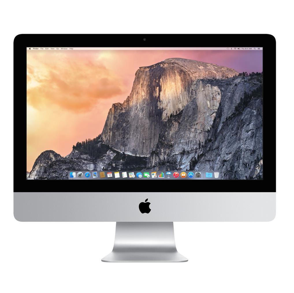 Apple iMac 21,5 1,6 GHz (MK142N-A)