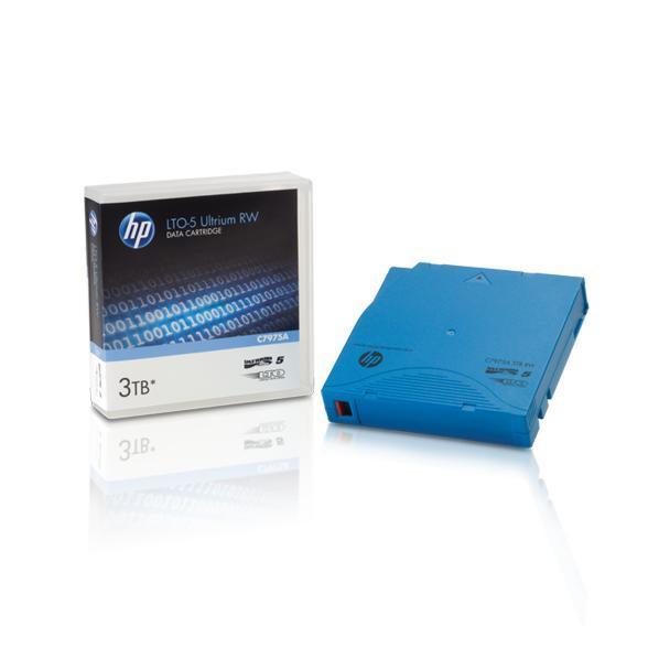 Image of HP Data Cartridge LTO Ultrium 5 3TB
