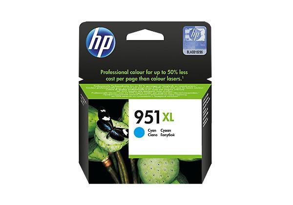 HP 951XL cyaan