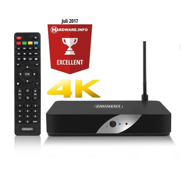 Eminent EM7680 4K KODI TV streamer