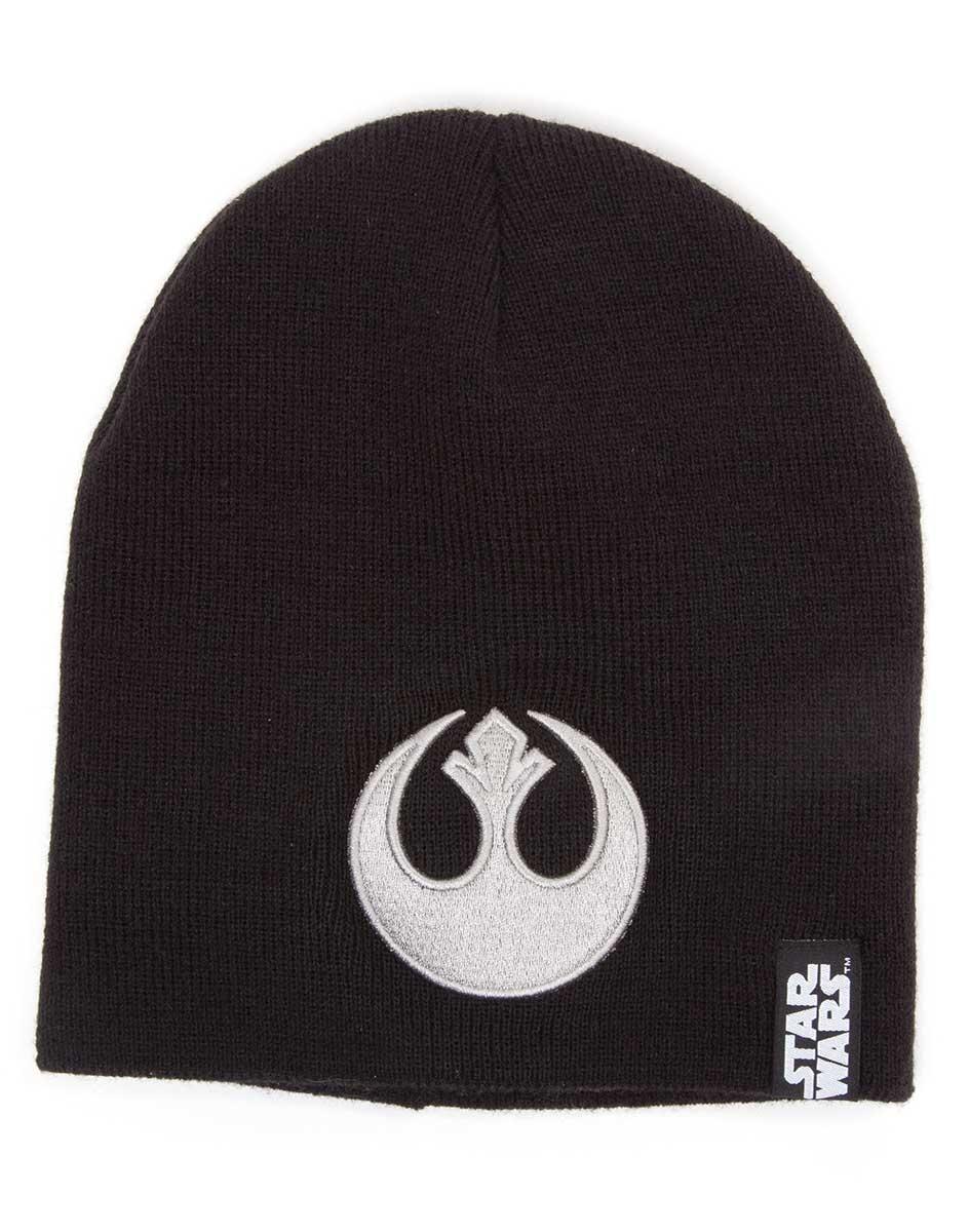 Image of Bioworld Star Wars Rebel logo beanie