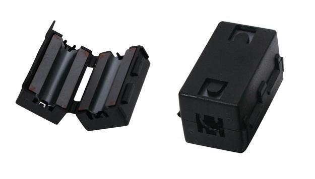 Ferriet Ontstoringsfilter tot 7,5mm