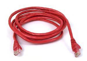 UTP CAT5e rood 1m