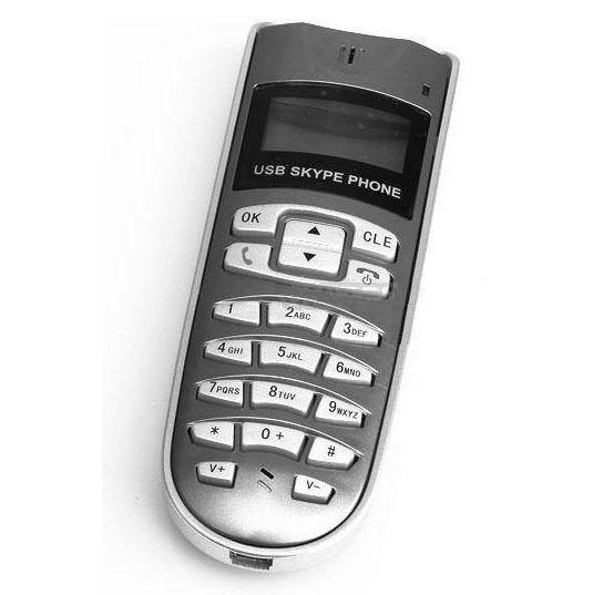 USB VoIP handset