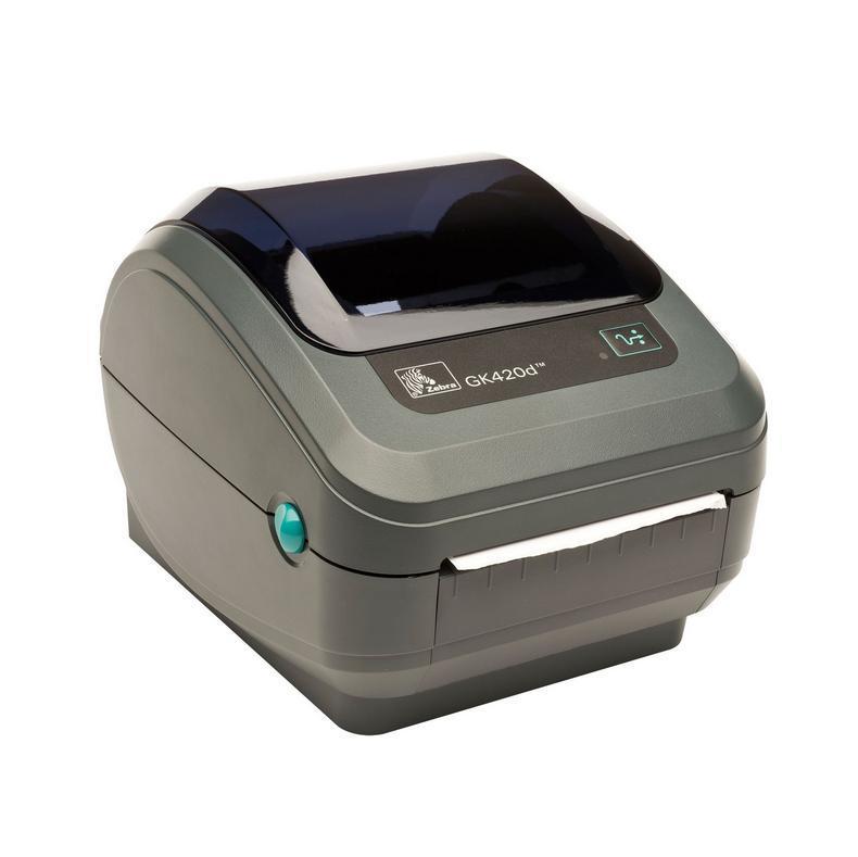 Zebra GK420d Labelprinter USB-Parallel