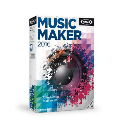 Image of Magix Music Maker 2016