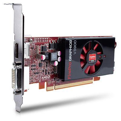 HP AMD FirePro V3900 1GB DDR3 PCI-E DVI/DP
