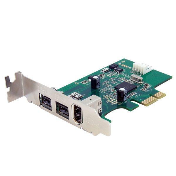 StarTech 3-poorts Firewire 400 & 800 PCI