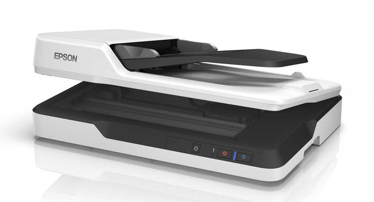 Epson Workforce DS-1630 scanner