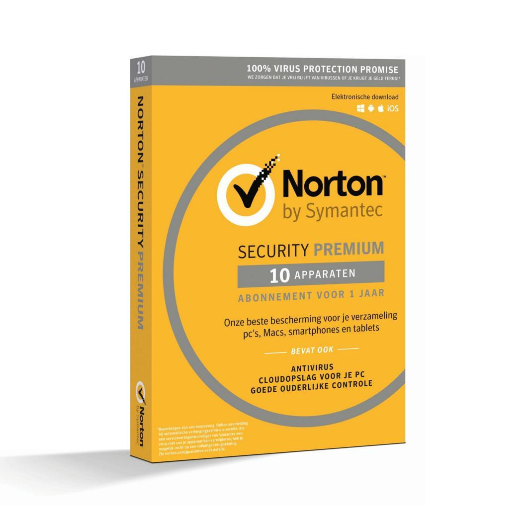 Symantec Norton Security Premium 3.0 NL