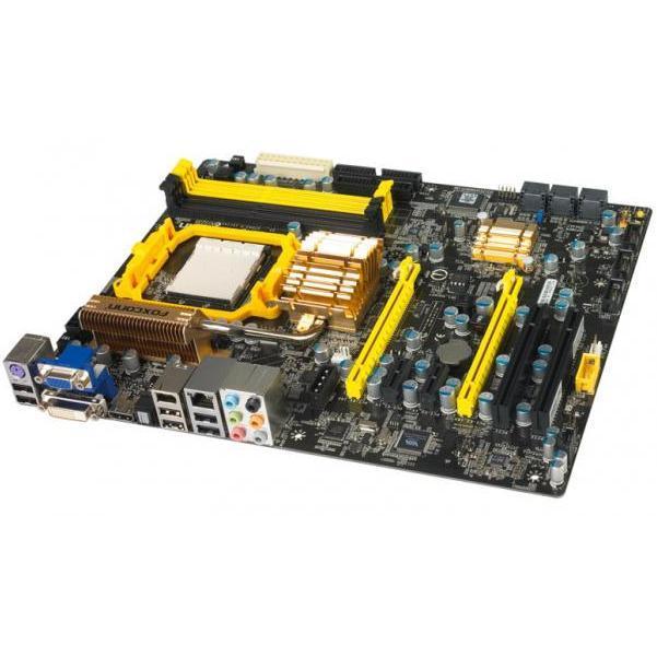 Foxconn Refurbished A7DA-S 3.0 Soc. AM3