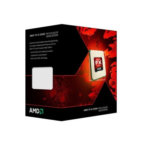 AMD FX-8320 Black 8-core