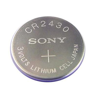 Sony CR2430 batterij
