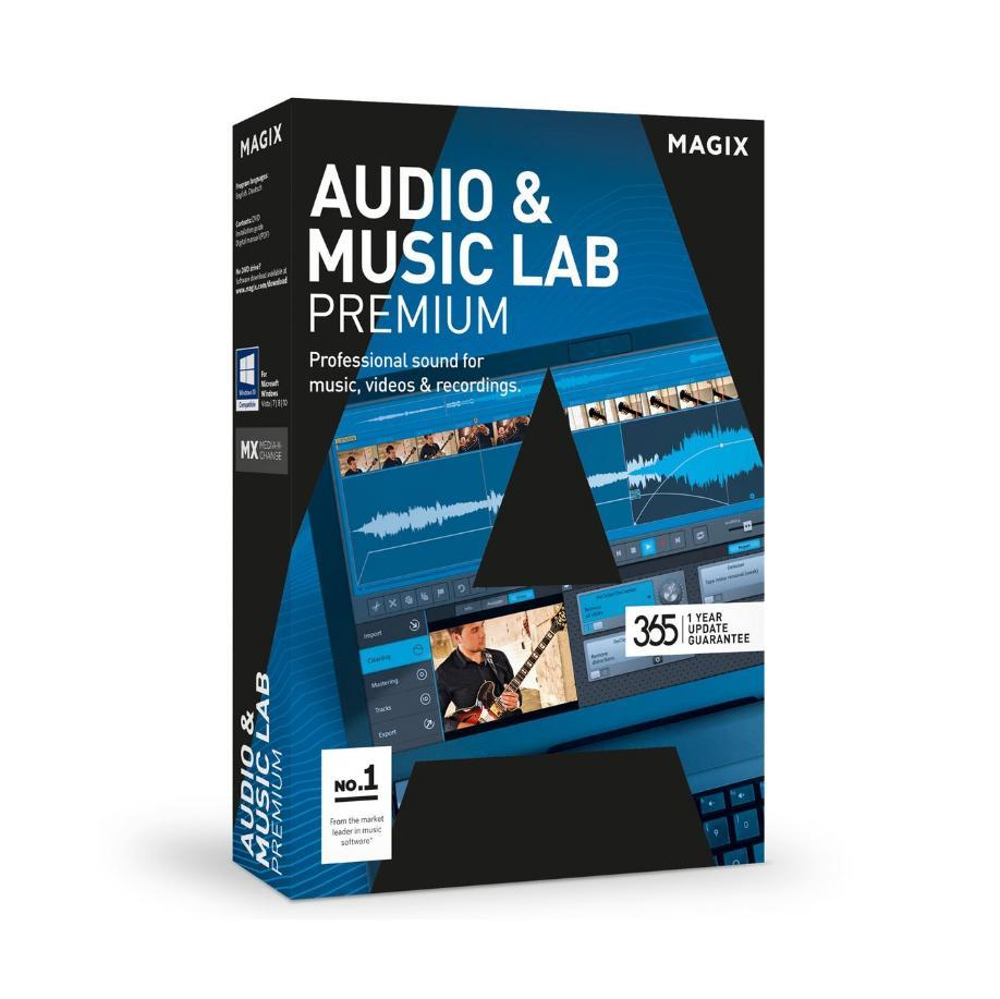 Image of Audio & Music Lab 2017 Premium
