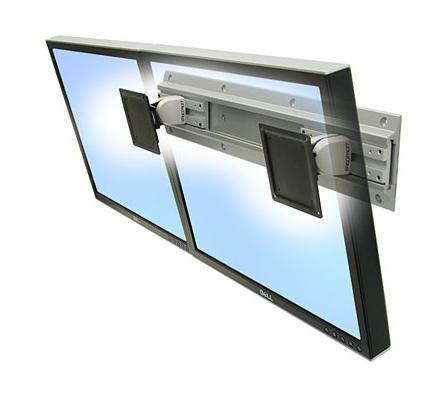 Ergotron Neo-Flex Dual Display wandsteun