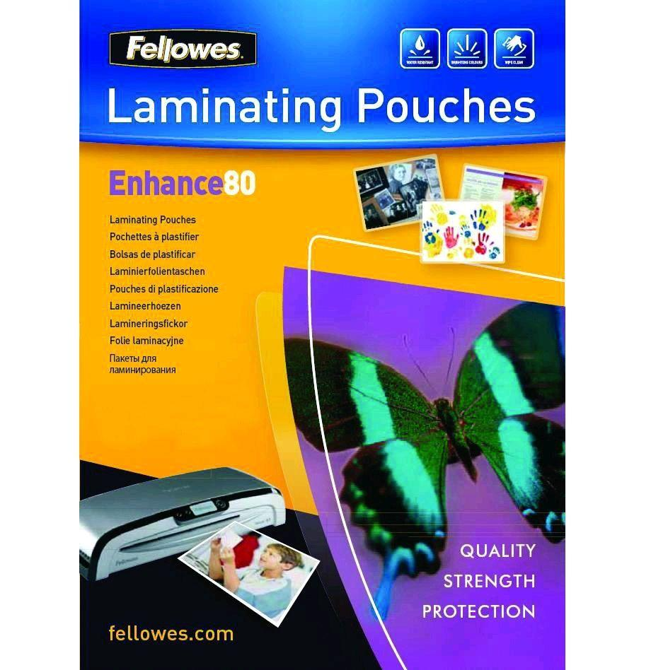 Fellowes Capture A4 lamineerfilm 100 stuks