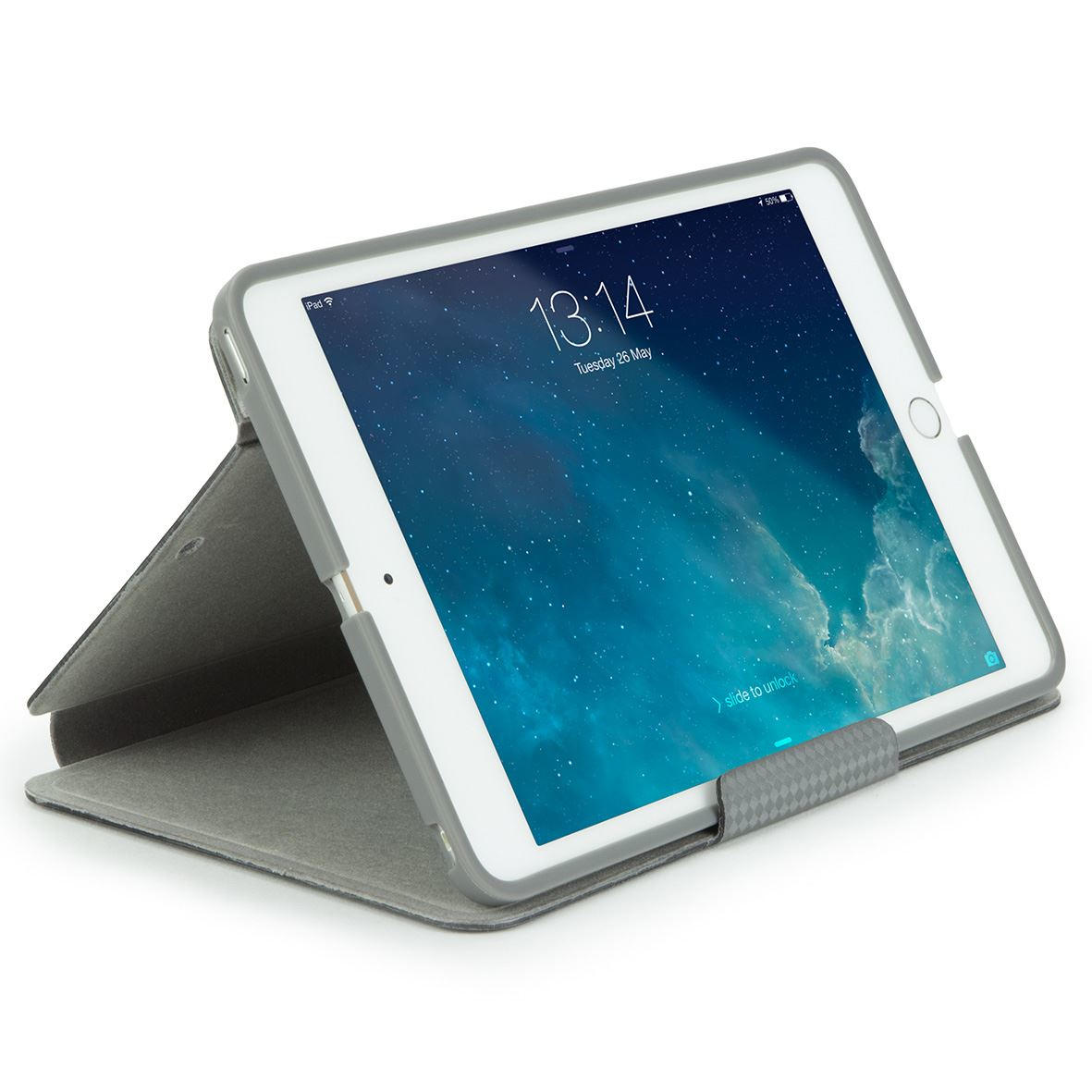 Targus ClickIn iPad mini 1 2 3 Grey (THZ62804GL)