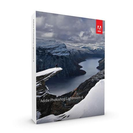 Image of Adobe Lightroom 6 PC/Mac
