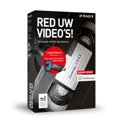 Magix Red Uw Video's! 2018