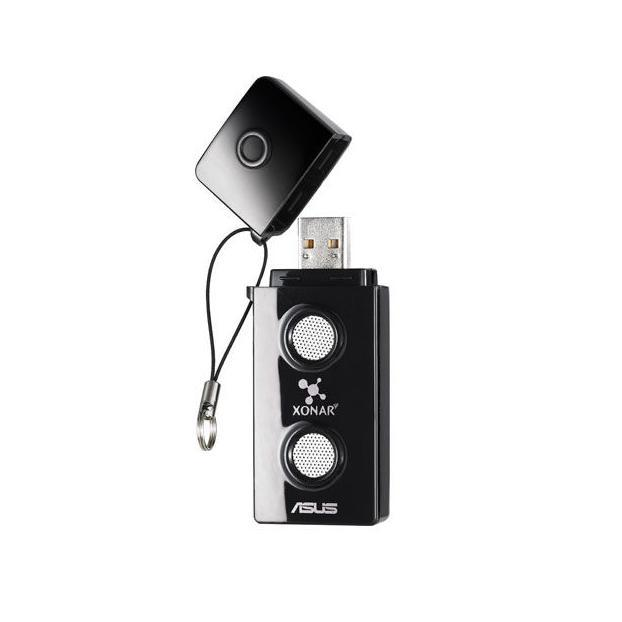 Image of Asus Geluidskaart Xonar U3 Audio Station USB