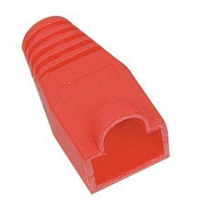 RJ45 knikbescherming rood