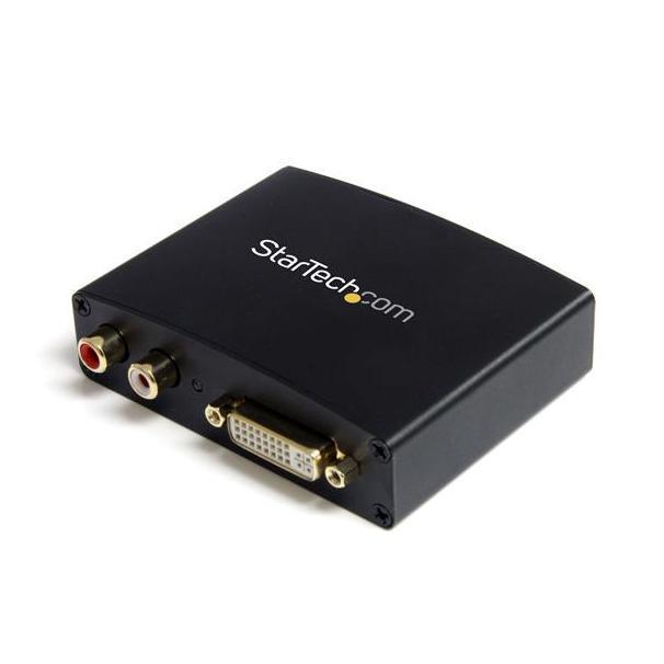 StarTech DVI naar HDMI Video converter met audio