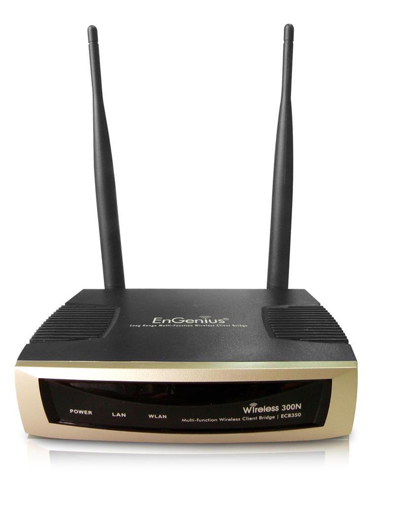 EnGenius ECB350 PoE WiFi accesspoint 300 Mbit-s