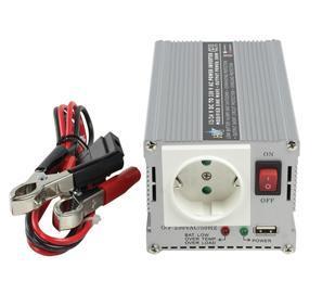 HQ 24V-230V Power Inverter 300W+USB