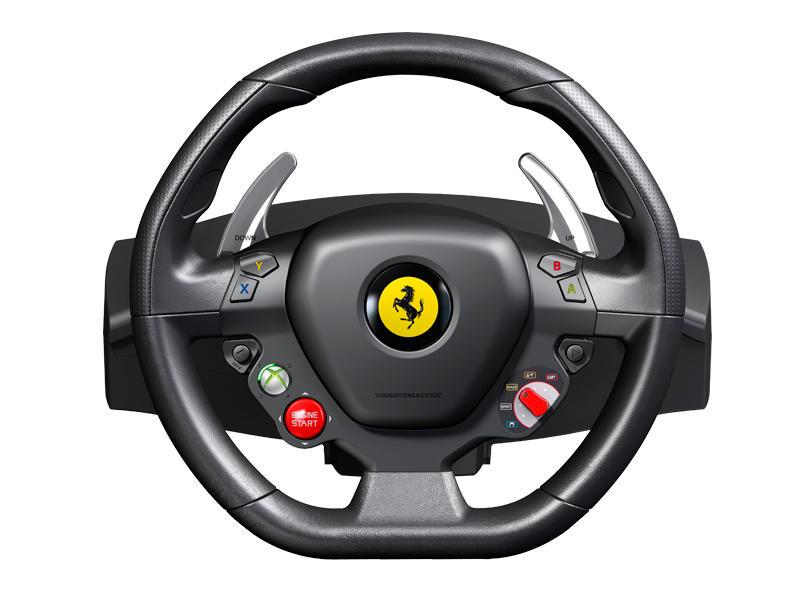 Ferrari 458 Racing Wheel Xbox 360