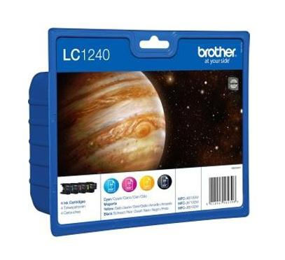 Afbeelding van product Brother LC-1240VALBP value pack