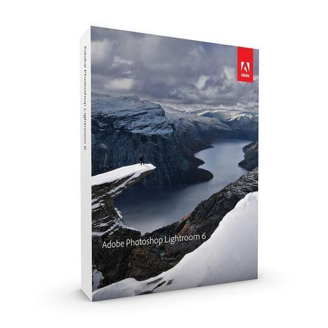 Image of Adobe Lightroom 6 PC/Mac (EN)