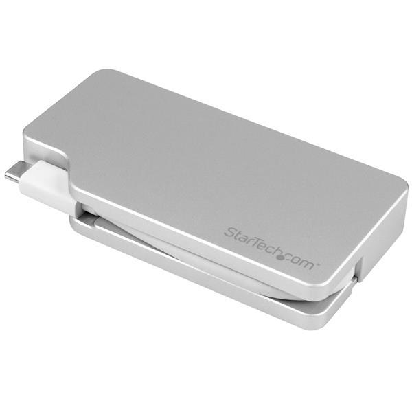 StarTech USB-C 4-in-1 4K reisadapter