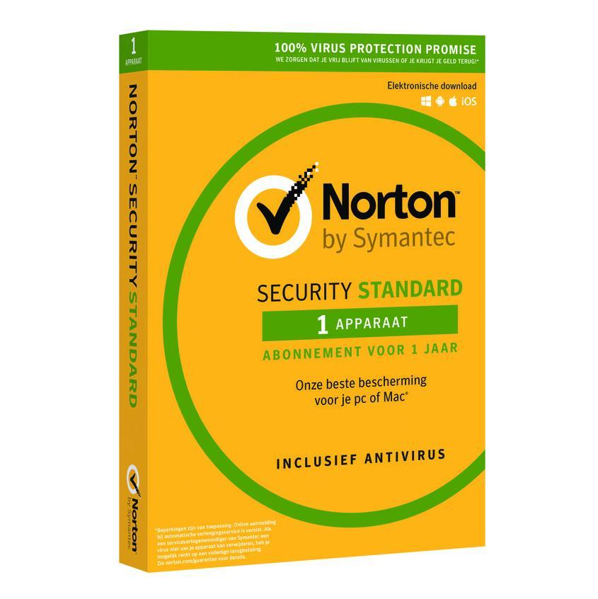 Symantec Norton Security Standaard 3.0 NL