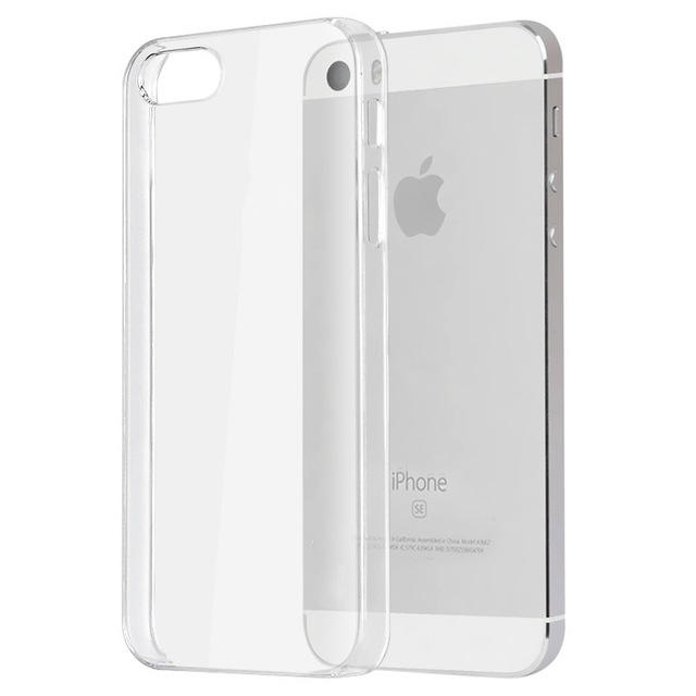 Transparante hard cover iPhone 5/5S