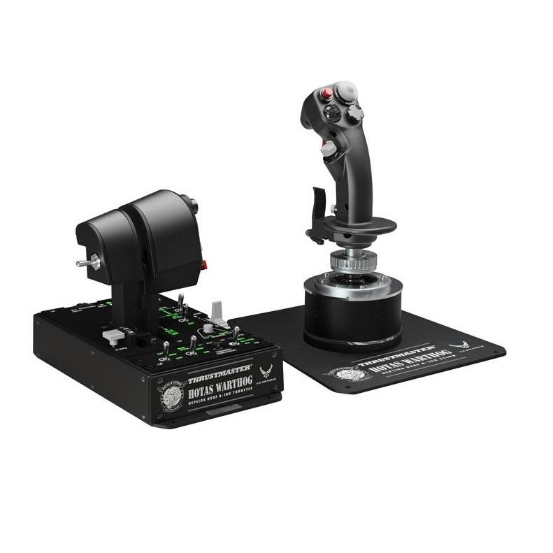 Thrustmaster HOTAS Warthog Throttle en Stick