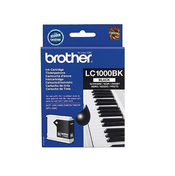 Image of Brother Cartridge LC-1000BK (zwart)