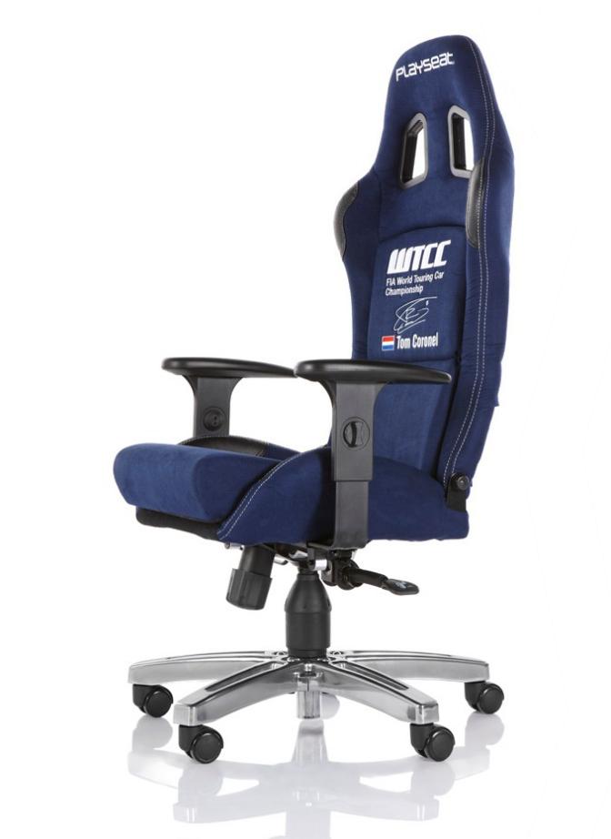 Playseats Office Seat WTCC Tom Coronel (RTC.00090)