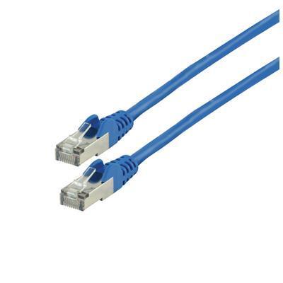 Valueline FTP CAT6 blauw 0,25m