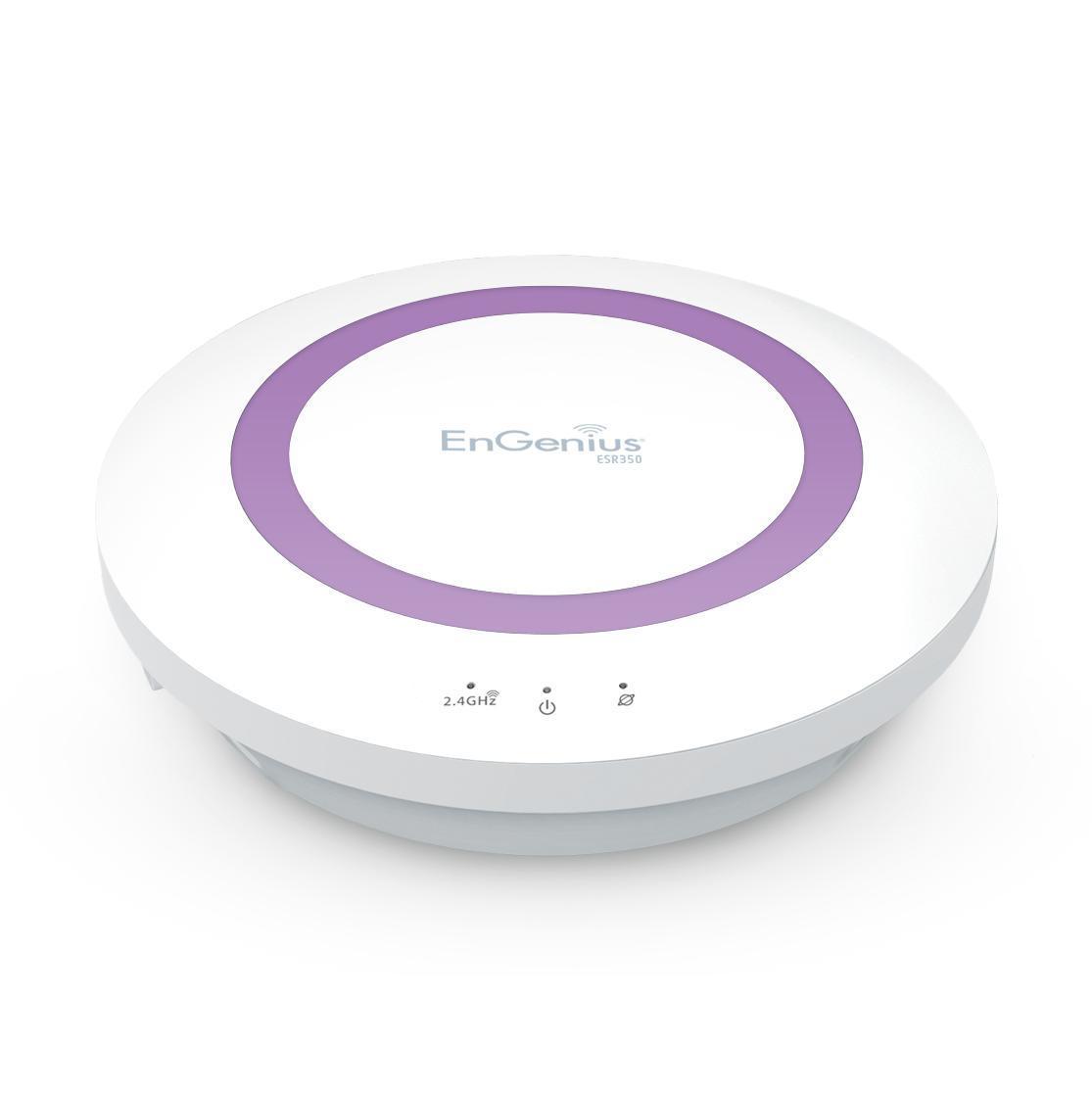 EnGenius ESR350 WiFi router 2.4 GHz 300 Mbit-s